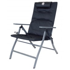 Coleman 5 position padded chair