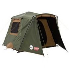 Coleman Instant Up Gold Vestibule DarkRoom Tent 6 Person