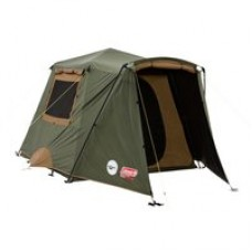 Coleman Instant up Gold Vestibule DarkRoom Tent 4 Person