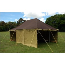 26' x 13' Traditional Pole Marquee (2 Centre Poles) Made to order, wide colour selection