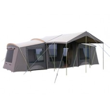 Coleman Aspiring Canvas  Tent