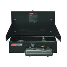 2-Burner Coleman Dual Fuel Power Stove
