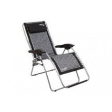 Foxy Lady Lounger - Black