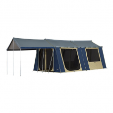 OZTrail Canvas Cabin Tent 12x15